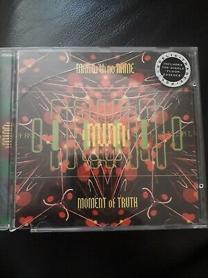Rare Man With No Name- Moment of Truth Classic Psy Trance CD