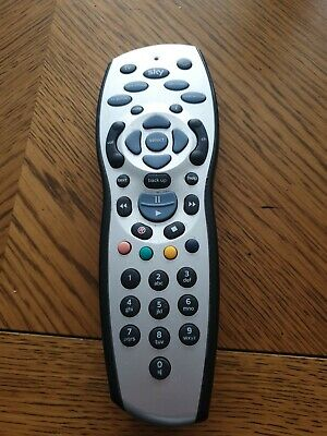 SKY+ PLUS REPLACEMENT REMOTE CONTROL - USED BUT WORKING