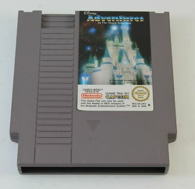 Disney Adventures In the Magic Kingdom (NES)
