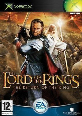 Lord Of The Rings: Return Of The King (Microsoft Xbox, )