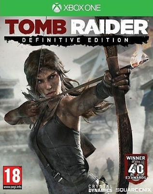 Tomb Raider -- Definitive Edition (Microsoft Xbox One, )