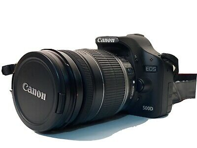 Canon EOS 500D EF-S mm IS Lens 15.1MP DSLR Camera With