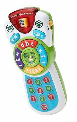 LeapFrog Scout's Learning Lights Remote, Musical Baby Toy,