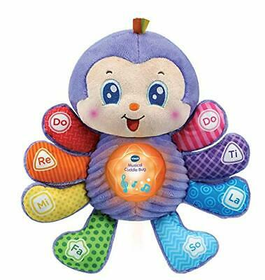 VTech Baby Musical Toy Cuddle Bug, Educational Toy with