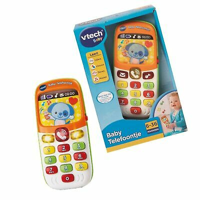 Vtech  Baby Telephone Call (in Dutch)