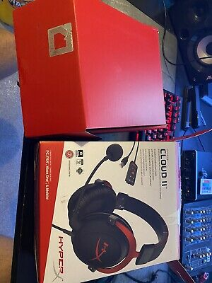 HyperX Cloud 2 PRO Gaming Headset (PS4/XBOX/WII/