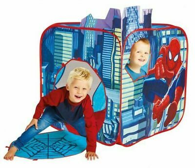 Chad Valley Pop Up Spider - Man Wendy House Play Tent (brand