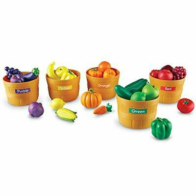 Learning Resources Farmer's Market Food Sorting Set