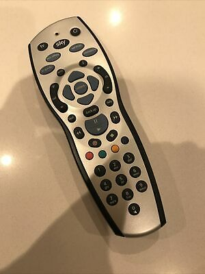 SKY + PLUS HD BOX REMOTE CONTROL REPLACEMENT + BATTERIES
