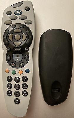SKY Plus Remote Control RC Used, Test And Working In