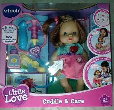 VTech Little Love Baby Cuddle and Care 5 Sensors 3 Buttons