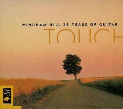 Various Artists: Touch: Windham Hill - 25 Years of Guitar CD