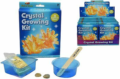 WORLD OF SCIENCE Crystal Growing Kit