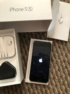 Apple iPhone 5s 16gb Space Grey locked to EE