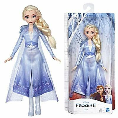 Disney Frozen Elsa Fashion Doll With Long Blonde Hair and