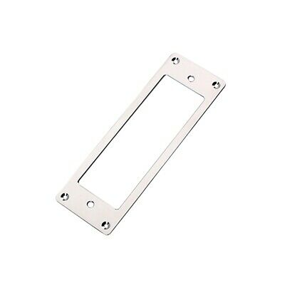 1Pcs Silver Metal Electric Guitar Humbucker Pickup Mounting