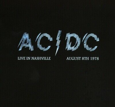 AC/DC - Live In Nashville August 8th