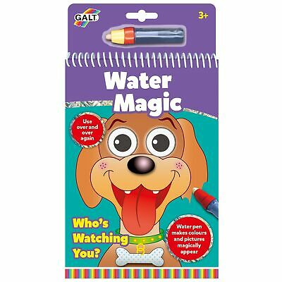 Galt Toys Water Magic Who's Watching you, Colouring Book for