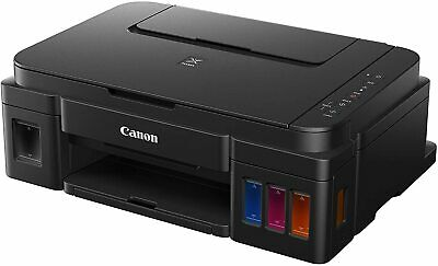 CANON PIXMA G COLOUR INKJET MULTIFUNCTION PRINTER WITH