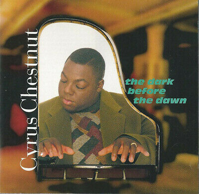 ID293z - Cyrus Chestnut - The Dark Before The -  - CD