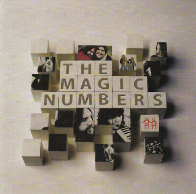 ID293z - The Magic Numbers - The Magic Numbers - HVNLP53CD -
