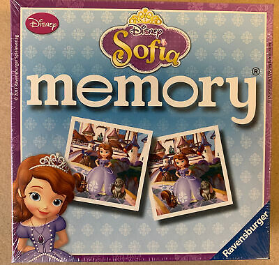 Disney Sofia The First Ravensburger Mini Memory Game