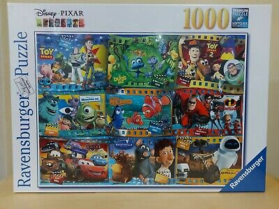 NEW Ravensburger Disney Pixar Movies pc Jigsaw Puzzle