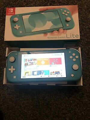 Nintendo Nintendo Switch Lite Console - Turquois
