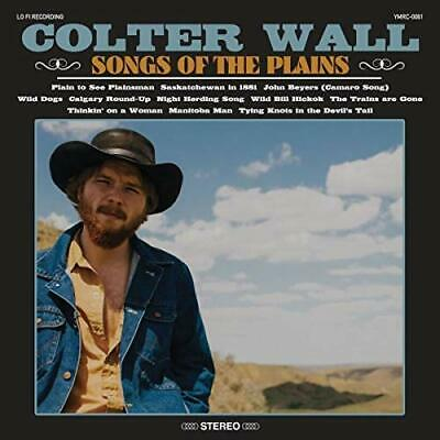 WALL,COLTER-SO NGS OF THE PLAINS (US IMPORT) CD NEW