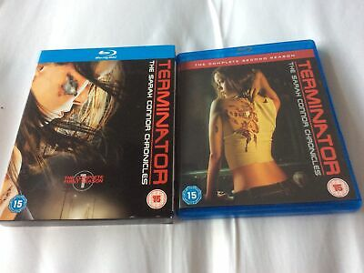 Terminator The Sarah Connor Chronicles - Complete Series 1-2