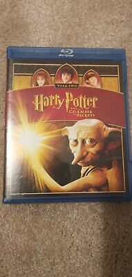 Harry Potter And The Chamber Of Secrets (Blu-ray, )