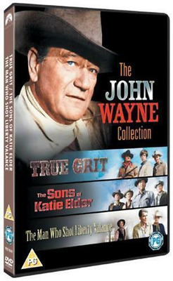 The John Wayne Collection - True Grit/The Sons Of Katie