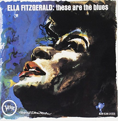 FITZGERALD,ELL A-THESE ARE THE BLUES (US IMPORT) CD NEW