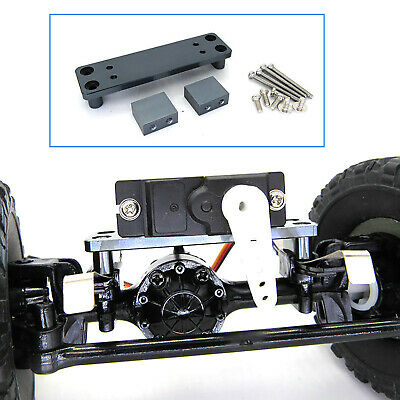Steering Gear Seat Bracket Set for WPL Military Truck
