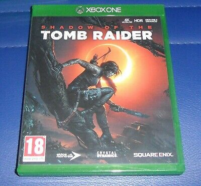 Shadow of the Tomb Raider - Standard Edition Microsoft Xbox