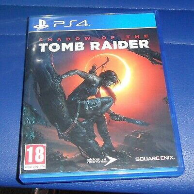 Shadow of the Tomb Raider Standard Edition for Sony