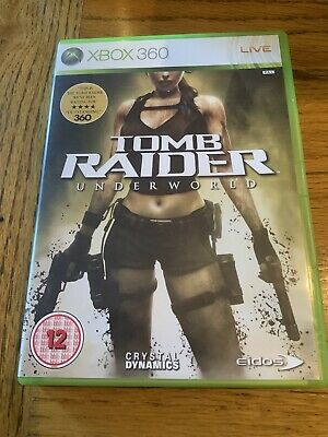Tomb Raider: Underworld (Microsoft Xbox )