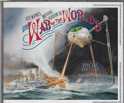 Jeff Wayne's War of the Worlds - Jeff Wayne - Rock Musical -