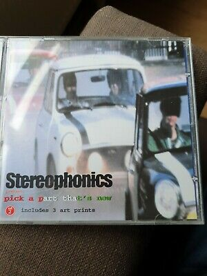 Stereophonics - Pick a Part That's New CD Single part 2 Inc