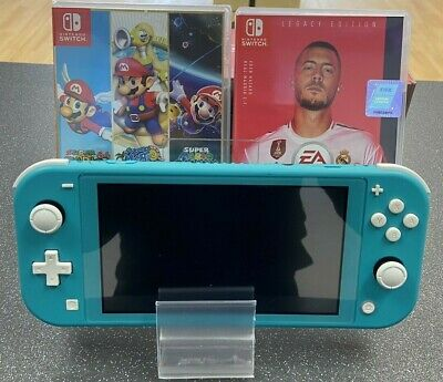 Nintendo Nintendo Switch Lite Console - Turquoise