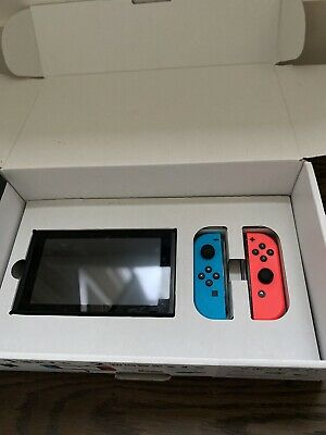 Nintendo Switch Console with Joy Con Controllers, Nintendo