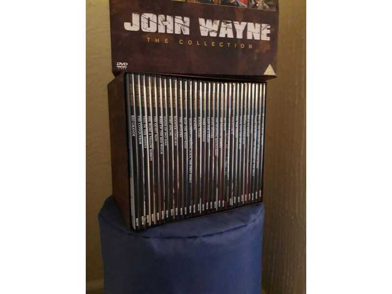John Wayne The Collection