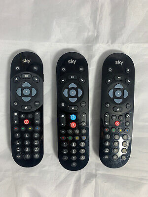Sky Q Remote (One With Bluetooth Voice Control And Two