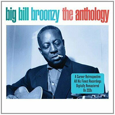 Big Bill Broonzy-The Anthology (US IMPORT) CD NEW