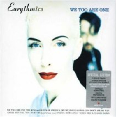 Eurythmics-We Too Are One [deluxe Edition] (US IMPORT) CD