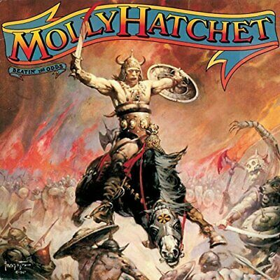 MOLLY HATCHET-BEATIN THE ODDS (US IMPORT) CD NEW
