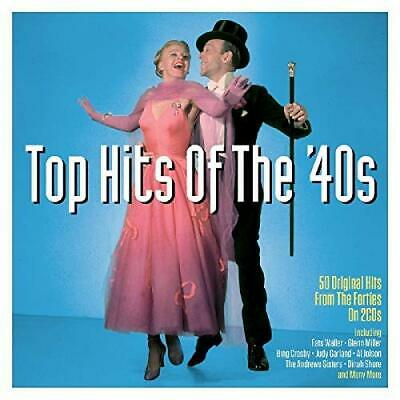 V/A-TOP HITS OF THE `40S (US IMPORT) CD NEW