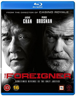 Foreigner, The (Jackie Chan) (Blu-Ray) [Danish Import]