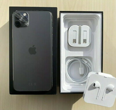 Apple iPhone 11 Pro 64gb Space Grey Unlocked immaculate