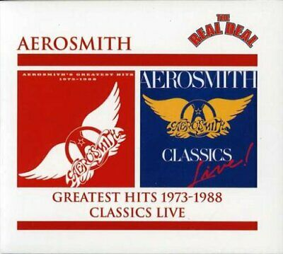 Aerosmith - Greatest Hits /Clas sics Live -